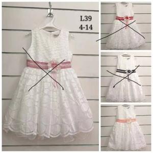 Sukienka wizytowa dla dziewczynki (4-14) TP754
