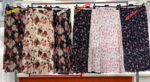 Spódnice damskie materiałowe (standard) NL2256