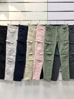 Spodnie bojówki damskie (S-XL) NL2102