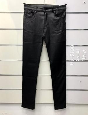 Spodnie Eko-skóra damskie (XS-XL) NL3292