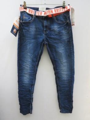 Spodnie jeansowe męskie (30-38) KM15860