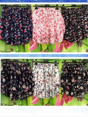 Spódnice damskie materiałowe (standard) NL2274