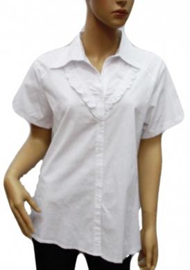 Koszule Damskie krótki rękaw ( 44-54) PRM 101
