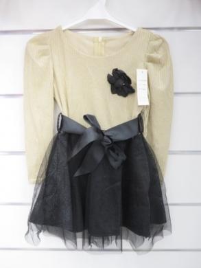 Sukienka świąteczna dziewczęca (4-14) KM12768