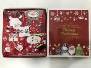 Skarpety świąteczne damskie (35-38) KM13169