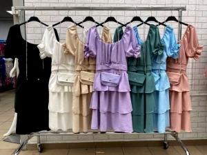 Sukienka Damska - Włoska (standard) NL2092
