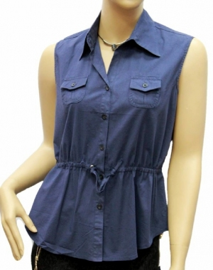 Koszule Damskie krótki rękaw ( 36-44 ) PRM 15