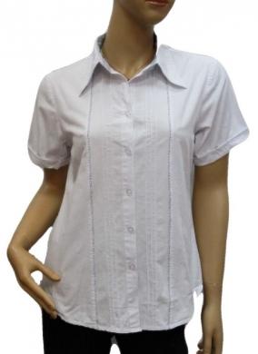 Koszule Damskie krótki rękaw ( 36-44 ) PRM 86