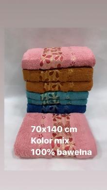 Ręcznik kąpielowy 100% bawełniane ( 70 x 140 )- Turecka 546