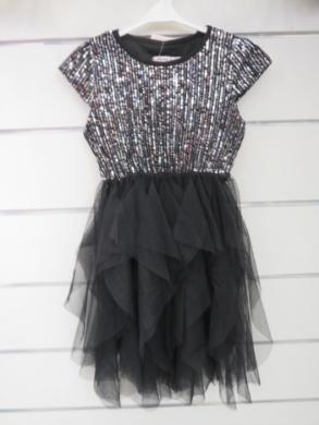 Sukienka świąteczna dziewczęca (4-14) KM12777