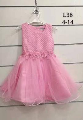 Sukienka wizytowa dla dziewczynki (4-14) TP760