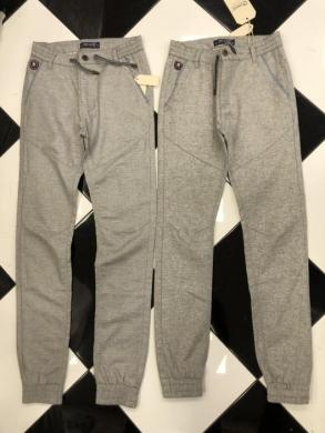 Spodnie materiałowe chłopięce (134-164) TP521