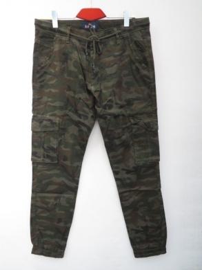 Spodnie bojówki męskie (32-42) KM15765