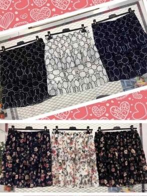Spódnice damskie materiałowe (standard) NL2262