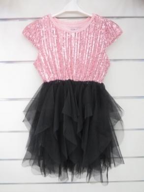 Sukienka świąteczna dziewczęca (4-14) KM12776