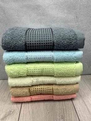Ręcznik kąpielowy 100% bawełna (50X100) NL3134