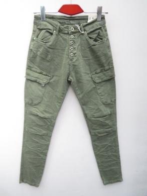 Spodnie bojówki damskie (XS-XL) KM15803
