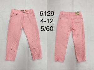 Spodnie materiałowe dziewczęce (8-16) TP528