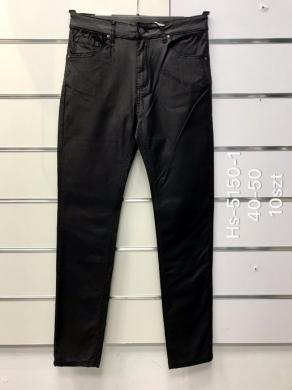Spodnie Eko-skóra damskie (40-50) NL3294