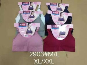 Topy damskie (M-2XL) Różowy KM13666