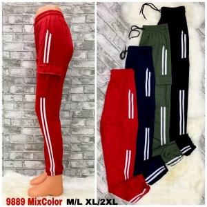Spodnie dresowe damskie (M-2XL) NL2996