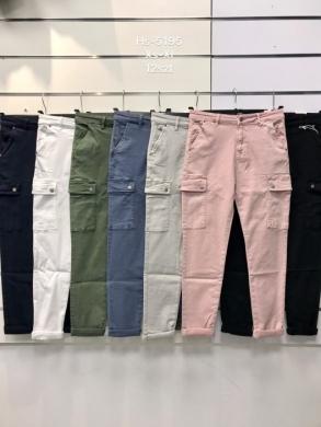 Spodnie bojówki damskie (XS-XL) NL2104