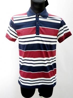 T-shirt męski z krótkim rękawem (M-3XL) KM16666